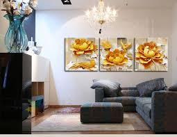 Living Room Meaning Aliexpress Com Buy Diy Art Modern Gold Bird Definition Picture