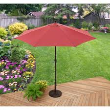 Walmart Cabana Tent by Better Homes And Gardens 9 U0027 Market Umbrella Wide Cabana Stripe
