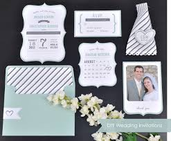 wedding invitation diy diy wedding invitation ideas kawaiitheo