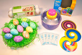 Easter Egg Decorating Kit by Spin An Egg