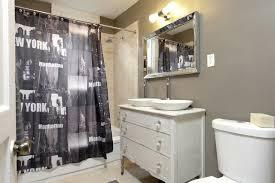 Bathroom Vanity Renovation Ideas White Bathroom Vanity Renovation Result Placed Between Bathtub