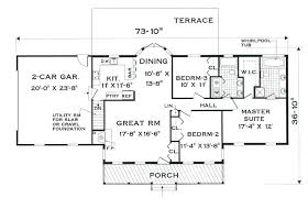 floor plans for 1 story homes one level open floor plans 1 story house floor plans merry 4 open
