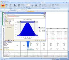 Cost Benefit Analysis Template Xls by Risk Risk Analysis Software Using Monte Carlo Simulation For