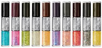 get nailed by a couple of new lines from revlon brilliant