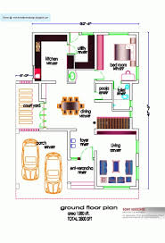 Home Floor Plans 1500 Square Feet 1500 Sq Ft House Plans Tamilnadu House Interior