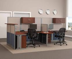 Modular Home Office Desks Furniture Beauteous Image Of Home Office Decoration Using