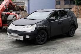 ww toyota spyshots 2014 toyota rav4 autoevolution