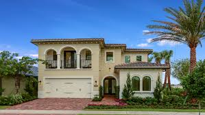 Ryland Homes Orlando Floor Plan by Miami New Homes Palm Beach Home Builders Calatlantic Homes