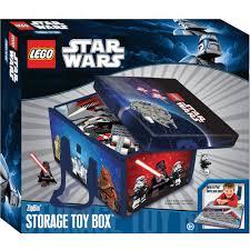 star wars lego zipbin storage toy box walmart com