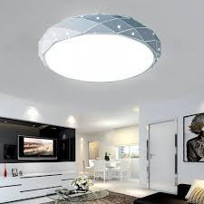 Wandlampen Wohnzimmer Modern 64w Dimmbar Led Deckenleuchte Deckenlampe Effektlampe Wandlampe