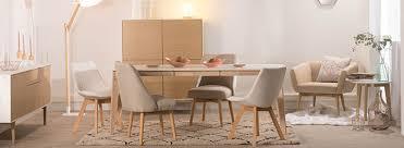 chaises design salle manger chaise design pour salle à manger et pas cher miliboo