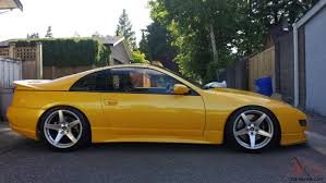 300zx twin turbo 2 door coupe 5 speed