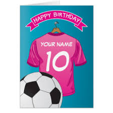 soccer greeting cards zazzle