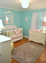 chambre fille bleu chambre bébé bleue aqua