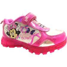 disney minnie mouse toddler running shoe walmart