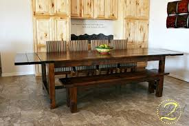 Farmhouse Dining Table With Leaf Dining Room Tables With Extension Leaves Well Diy Farmhouse