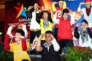 Schoolbag.sg: Asian Youth Games ends amidst songs and dance
