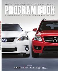 lexus hs 250h autotrader 2011 program book by philadelphia auto show issuu