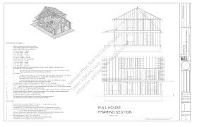 The G442 50x30x12 Garage Plans Free House Plan Reviews by Cabin Rv Garage Plans And Blueprints