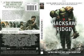 hacksaw ridge hacksaw ridge 2016 r1 dvd cover dvdcover