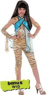 Spirit Halloween Monster Costume Girls Monster Frankie Stein Costume Costumes
