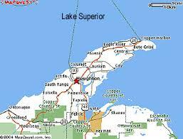 map of calumet michigan keweenawmap jpg
