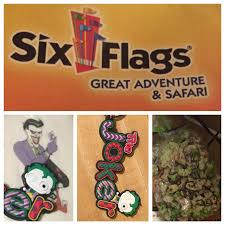 Six Flags Nj Tickets Discount Thejoker 4d Free Fly Coaster At Six Flags Great Adventure Press