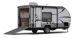 Small Travel Trailer Floor Plans by Rv Brands