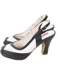 vintage shoes retro shoes peep toe heels stilettos blue velvet
