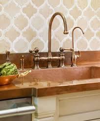 kitchen copper backsplash 13 best copper kitchens images on copper kitchen
