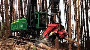 909mh tracked harvester john deere ca