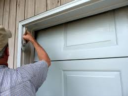 Garage Door Exterior Trim How To Paint A Garage Door In 7 Simple Steps