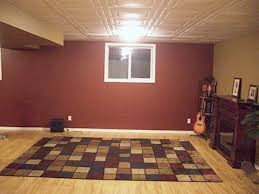 Install Basement Ceiling Photo Of Stunning Basement Ceiling Tiles Ideas 31 In Home Remodel