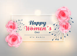 s day beautiful women s day lovely background vector free