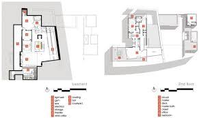 imposing modern home in las vegas second floor plan massive modern home in las vegas