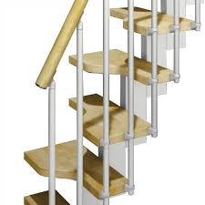 premier loft ladders u2013 compatta space saving stairs