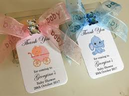 luxury personalised favour tags