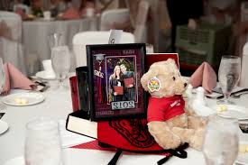 graduation table centerpieces ideas graduation table centerpieces to make unique creative wedding table
