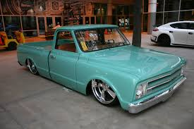 Oldride Classic Trucks Chevrolet - sema 2014 c10 pinterest chevy chevy c10 and bagged trucks