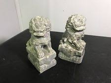marble foo dogs foo dog white antique figurines statues ebay