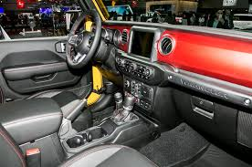jeep chief interior ten things you need to know about the jl 2018 jeep wrangler