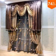 brown kitchen curtains brown color tier kitchen curtain two