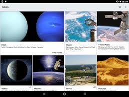 nasa app smartphones tablets digital media players nasa