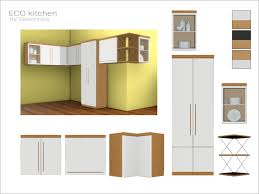 how to make a corner kitchen cabinet sims 4 severinka s eco kitchen cabinet 01