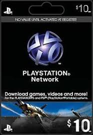 playstation gift card 10 free 10 psn giftcard code playstation network store card gift