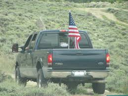 american flag truck how many flags flying high and proud page 3 ford powerstroke