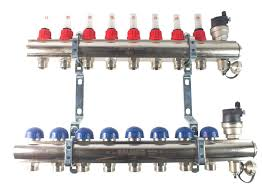 emmeti 2 12 port underfloor heating manifold high quality