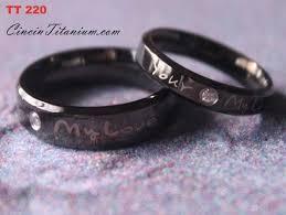 model cincin titanium model cincin kawin titanium cincin titanium hitam cincin