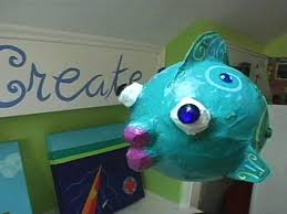 Paper Mache Home Decor by How To Make A Papier Mache Fish Hgtv