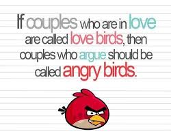 love bird quotes adorable angry birds daily quotes